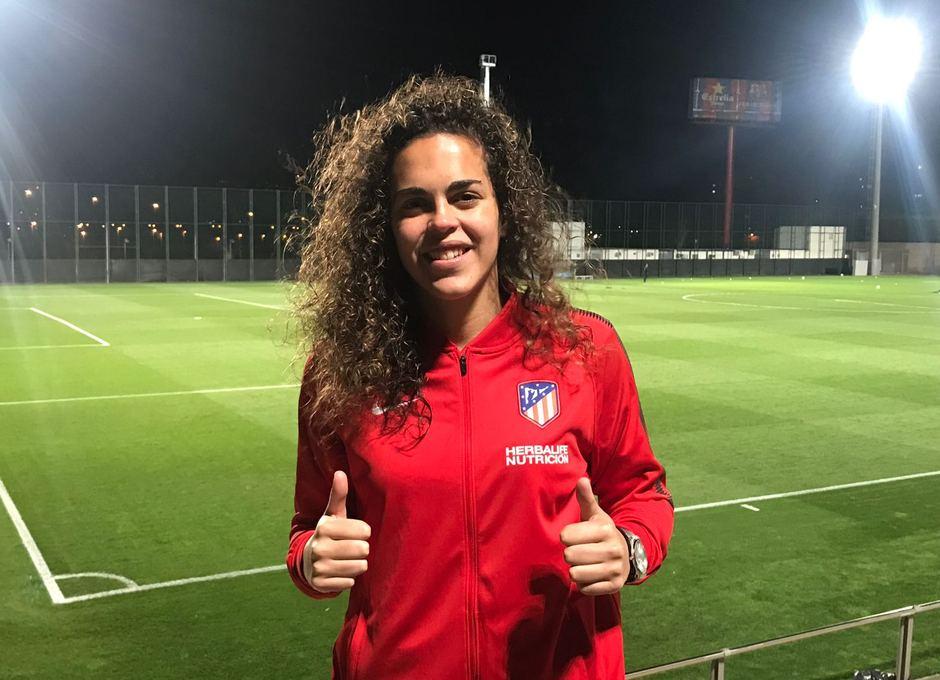 Temp. 17/18 | Jornada 22 | Barcelona - Atlético de Madrid Femenino | Andrea Falcón