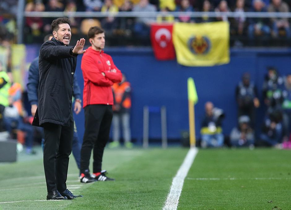 Temp. 17/18 | Jornada 29 | Villarreal - Atleti | Simeone