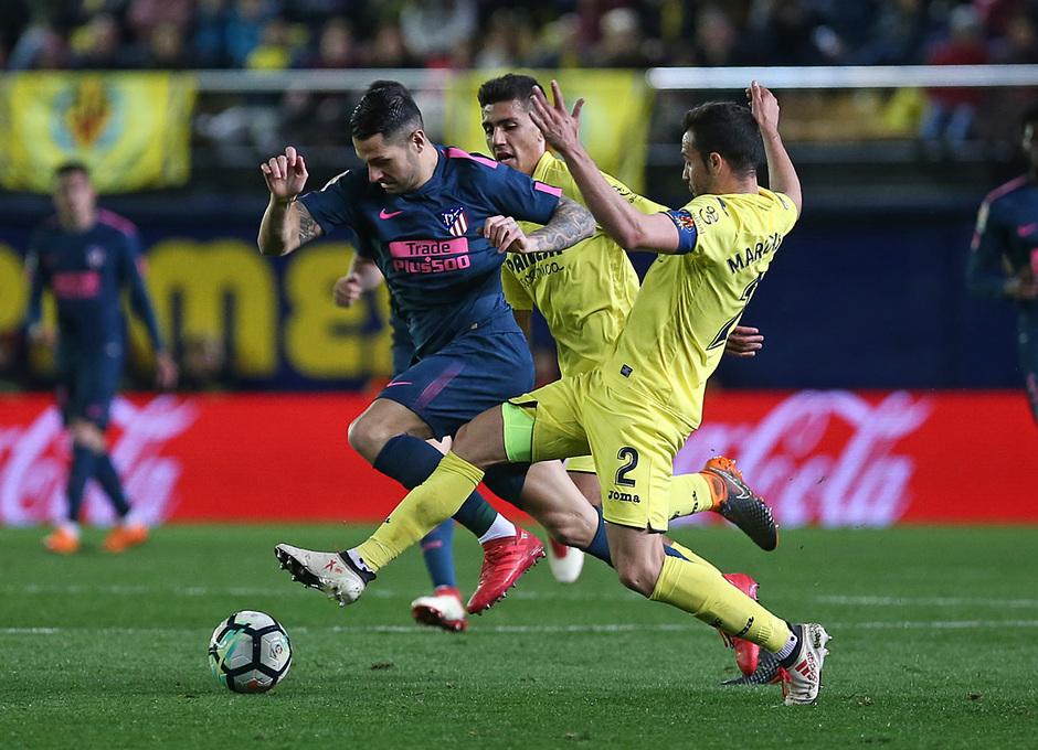 Temp. 17/18 | Jornada 29 | Villarreal - Atleti | Vitolo