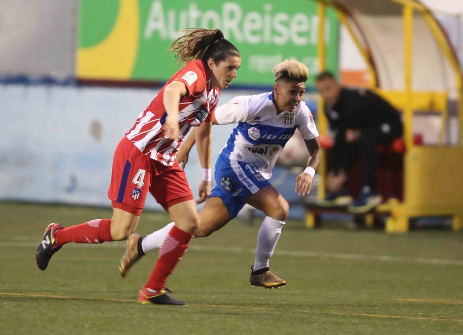 Temp. 17/18 | Atlético de Madrid Femenino | 24-03-18 | Jornada 24 |