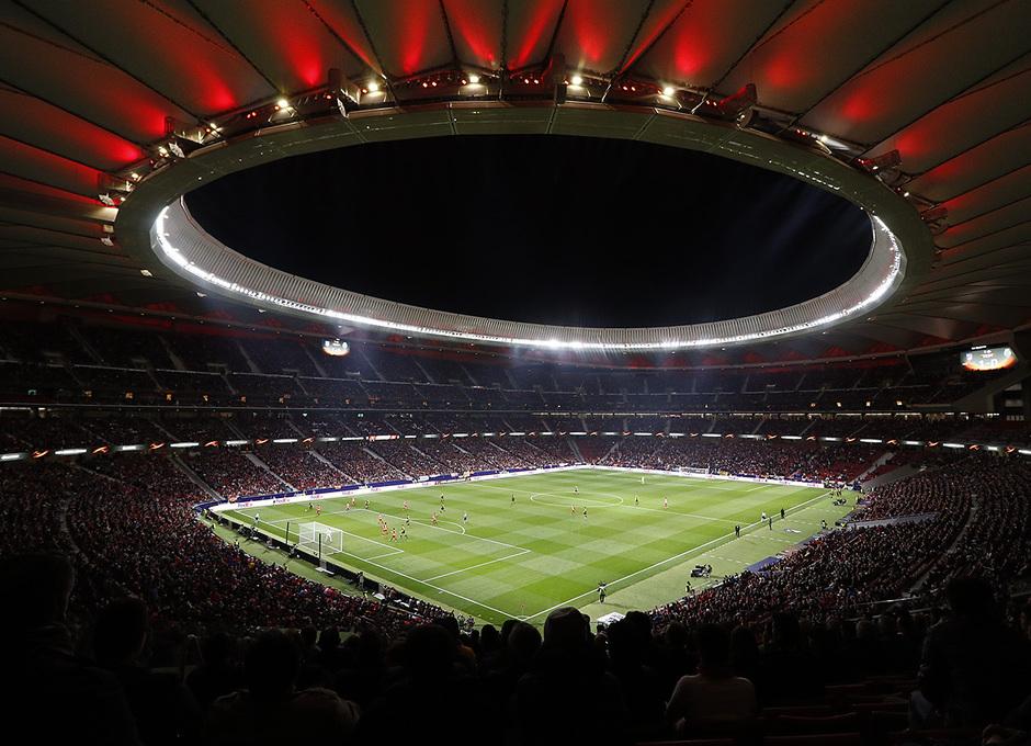 Temp. 17-18 | Atlético de Madrid - Sporting de Portugal | 05-04-2018 | Estadio Wanda Metropolitano
