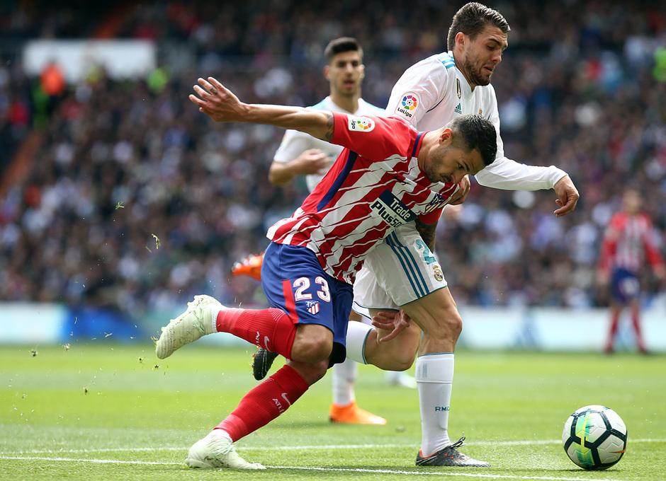 Temp. 17-18 | Real Madrid - Atlético de Madrid | 08-04-2018 | Vitolo
