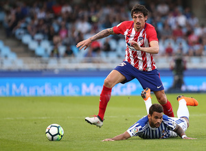Temp 17/18 | Real Sociedad - Atlético de Madrid | Jornada 33 | 19-04-18 | Savic