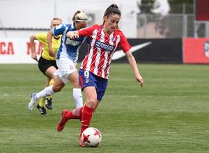 Temp 17/18 | Atlético de Madrid - Espanyol | Jornada 27 | Esther