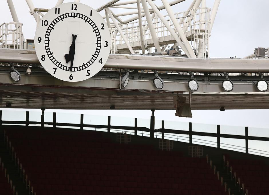 Temp. 17-18 | Ida semifinales Europa League | Emirates Stadium