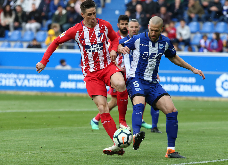 Temp 17/18 | Alavés - Atlético de Madrid | Jornada 35 | Fernando Torres