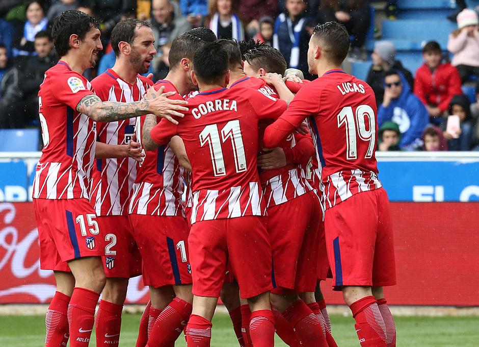 Temp 17/18 | Alavés - Atlético de Madrid | Jornada 35 |