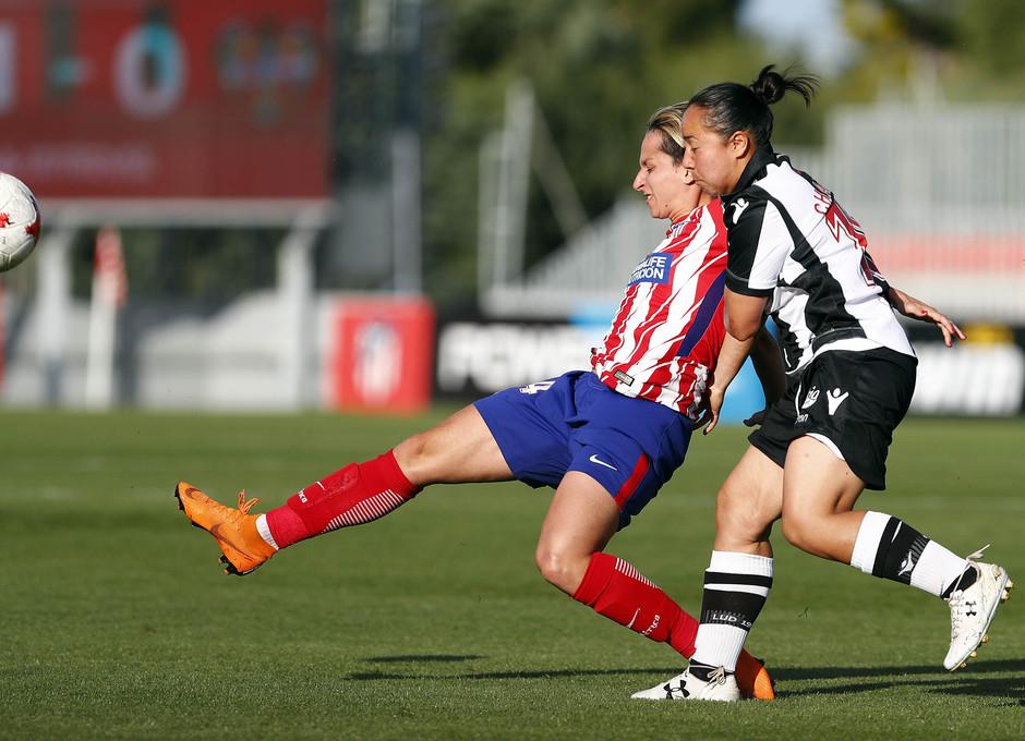 Temp 17/18 | Atlético de Madrid - Levante | Jornada 29 | Marta Corredera
