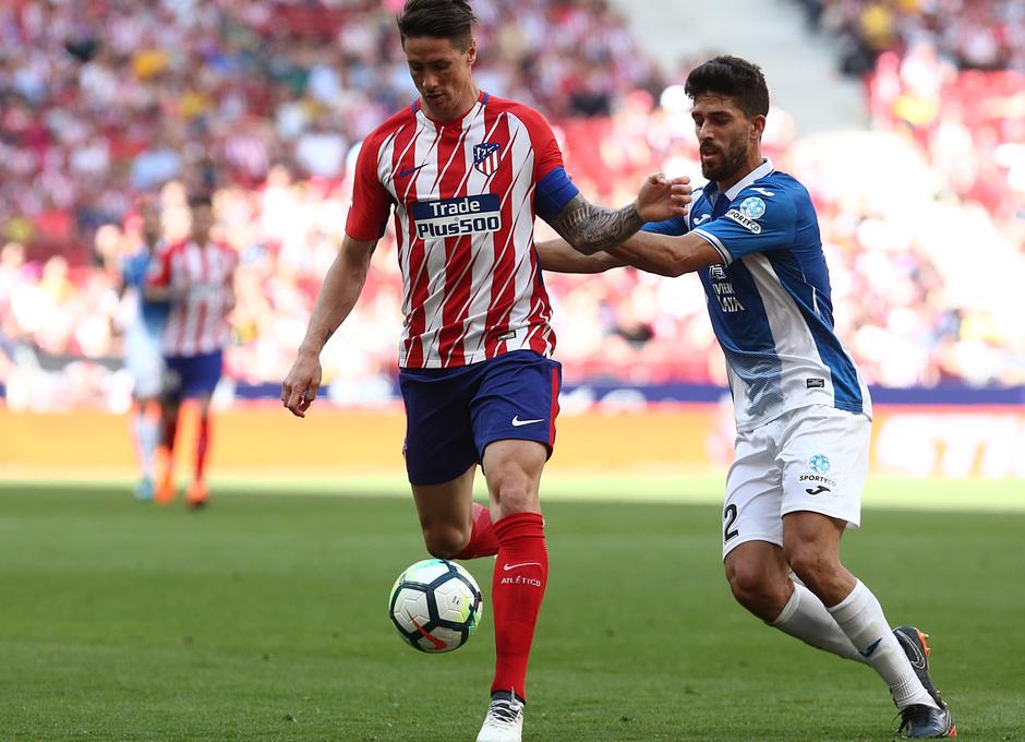 Temp. 17-18 | Atlético de Madrid - Espanyol | Jornada 36 | Torres