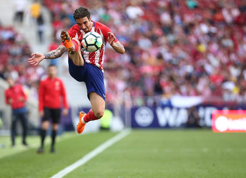 Temp 17/18 | Atlético de Madrid - Espanyol | Jornada 36 | Vrsaljko