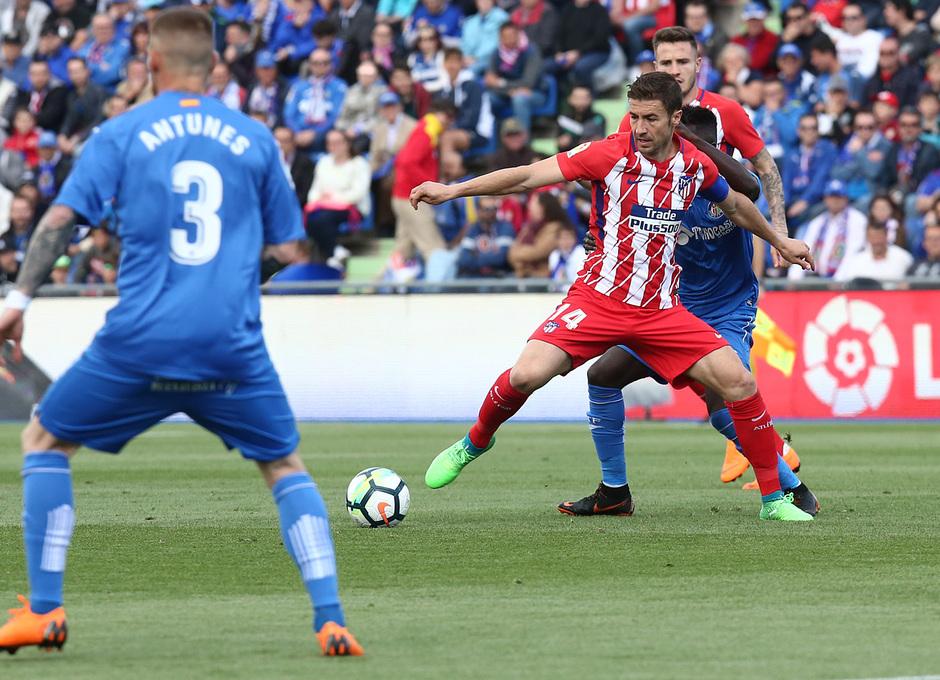 Temp 17/18 | Getafe - Atlético de Madrid | Jornada 37 | Gabi
