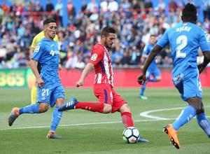 Temp 17/18 | Getafe - Atlético de Madrid | Jornada 37 | Koke