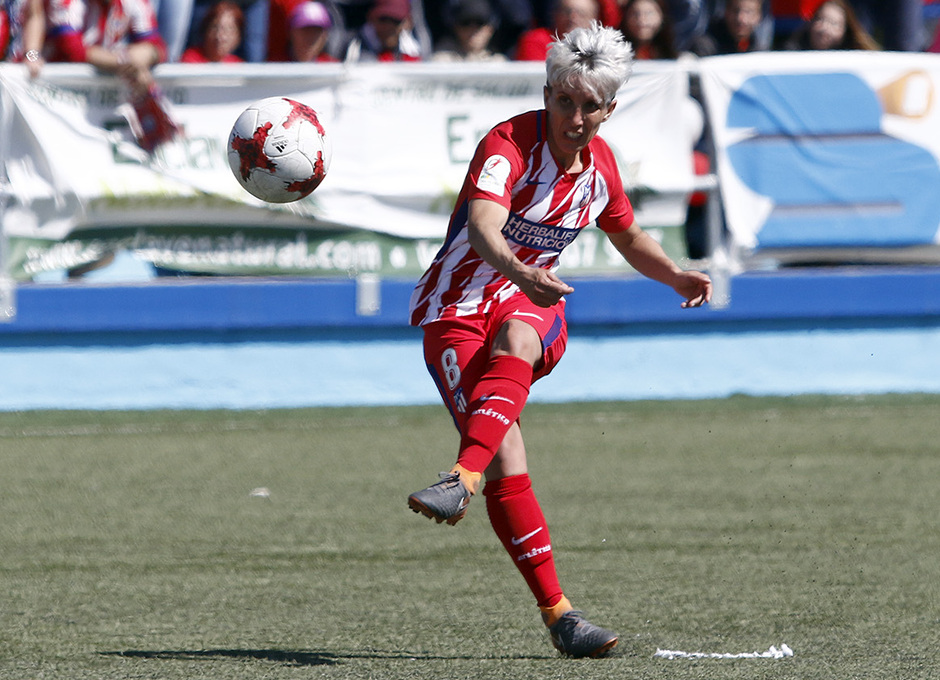 Temp 17/18 | Zaragoza CFF - Atlético de Madrid | Jornada 30 | Sonia