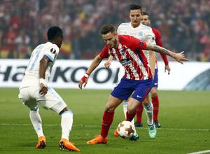 Temporada 17/18 | Final de Lyon de la Europa League | Olympique de Marsella - Atlético de Madrid | Saúl
