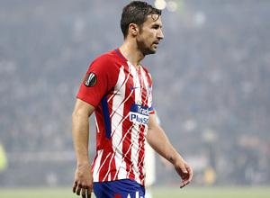 Temporada 17/18 | Final de Lyon de la Europa League | Olympique de Marsella - Atlético de Madrid | Gabi