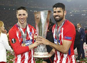 Temporada 17/18 | Final de Lyon de la Europa League | Olympique de Marsella - Atlético de Madrid | Torres y Costa