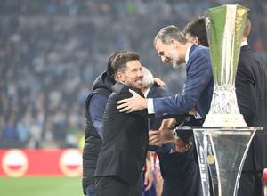 Temporada 17/18 | Final de Lyon de la Europa League | Olympique de Marsella - Atlético de Madrid | Simeone