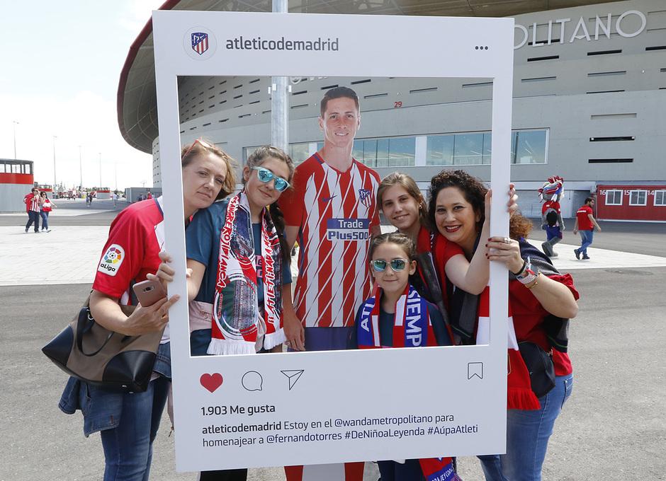 Fan zone Torres 1