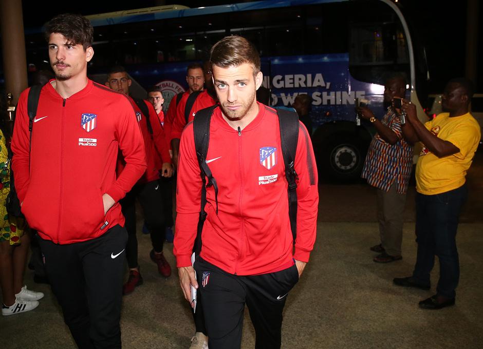 Temp. 17-18 | Atlético de Madrid en Nigeria | Werner
