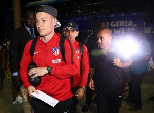Temp. 17-18 | Atlético de Madrid en Nigeria | Kevin Gameiro