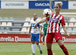 Temp. 17-18 | UD Granadilla Tenerife - Atlético de Madrid Femenino | Semifinal de la Copa de la Reina | Ángela Sosa