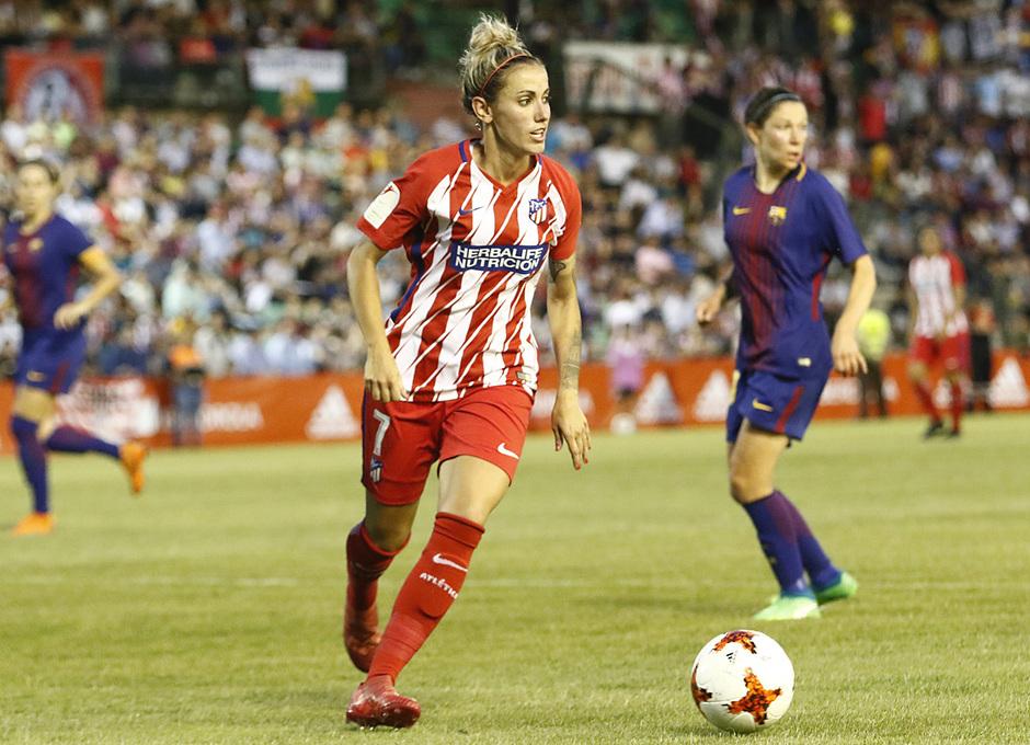 Temp. 17-18 | Final Copa de la Reina 2018 | FC Barcelona - Atlético de Madrid Femenino | Ángela Sosa