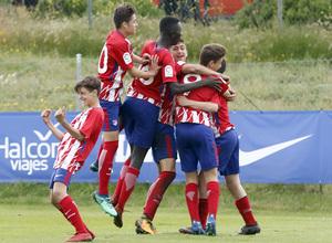 Wanda Football Cup | Atlético - Porto | Celebración