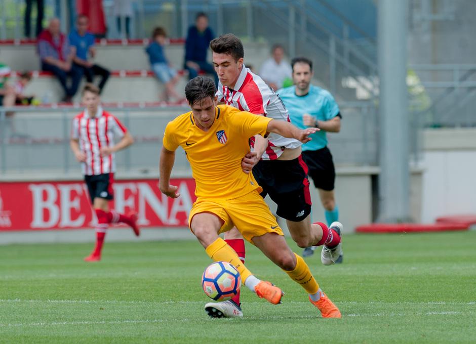 Copa del Rey Juvenil 17-18 | Vuelta de semifinales contra el Athletic Club de Bilbao