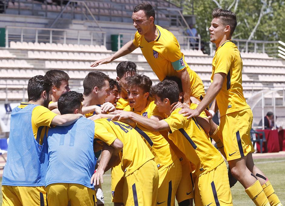 GALERÍA JUVENIL A TRICAMPEÓN: 17 | Copa de campeones, Sporting