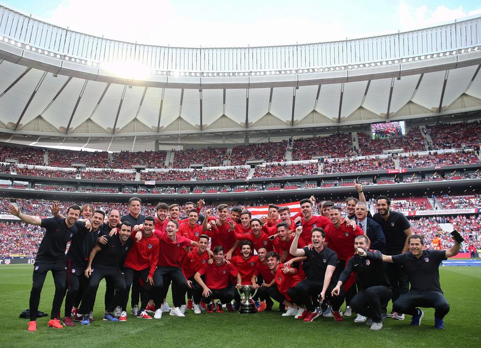 GALERÍA JUVENIL A TRICAMPEÓN: 21 | Wanda Metropolitano