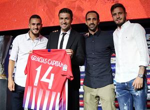 temporada 18/19. Despedida Gabi. Wanda Metropolitano