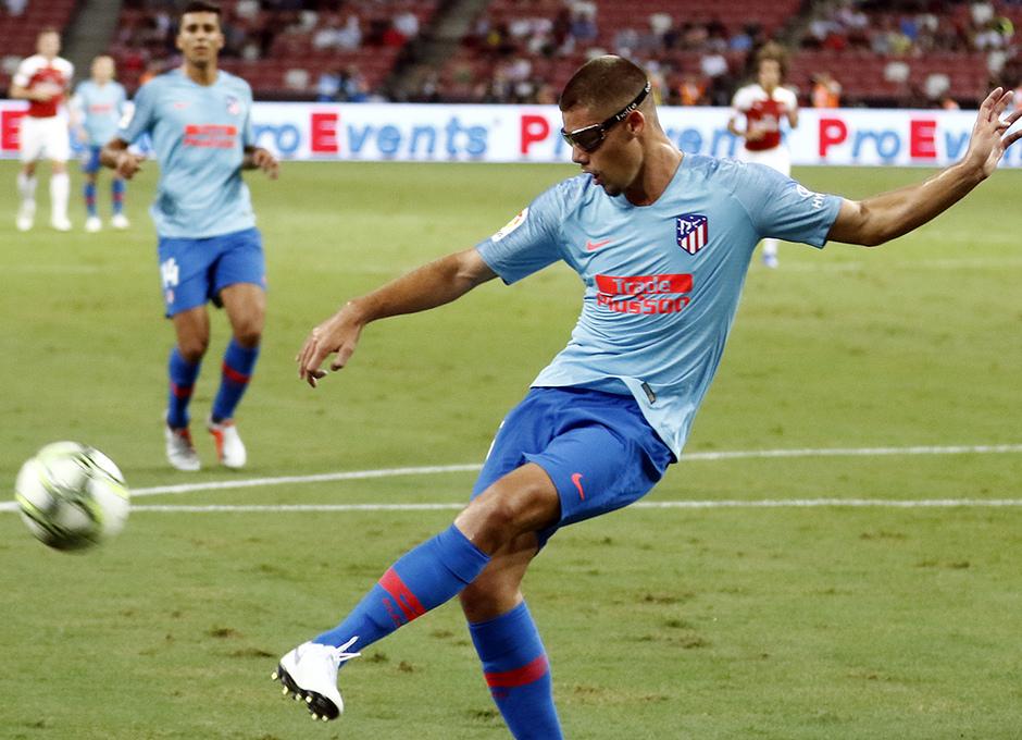 Temporada 2018-2019 | ICC Singapur  | Atlético de Madrid - Arsenal | Montero