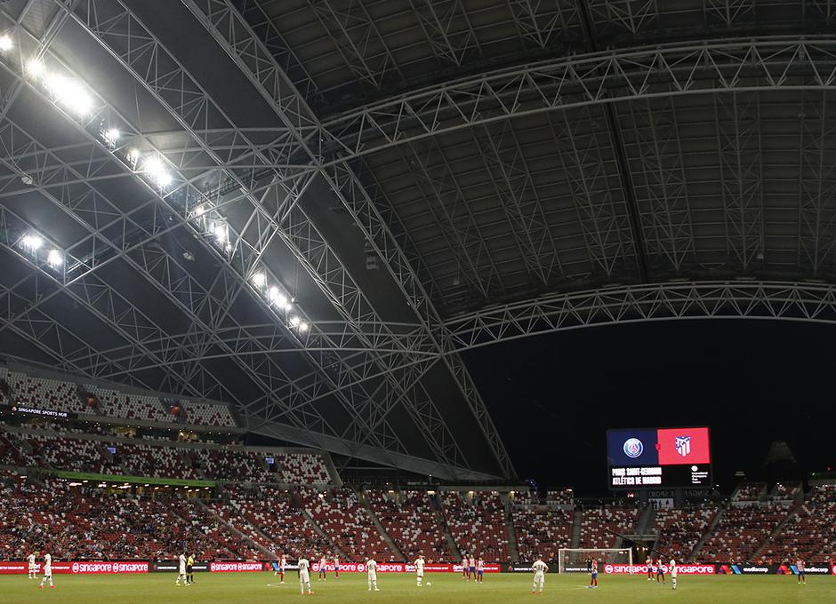 Temporada 2018-2019 | ICC Singapur | PSG - Atlético de Madrid | Grupo