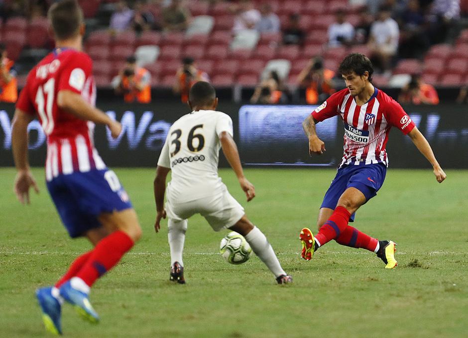 Temporada 2018-2019 | ICC Singapur | PSG - Atlético de Madrid | Grupo | Roberto Olabe