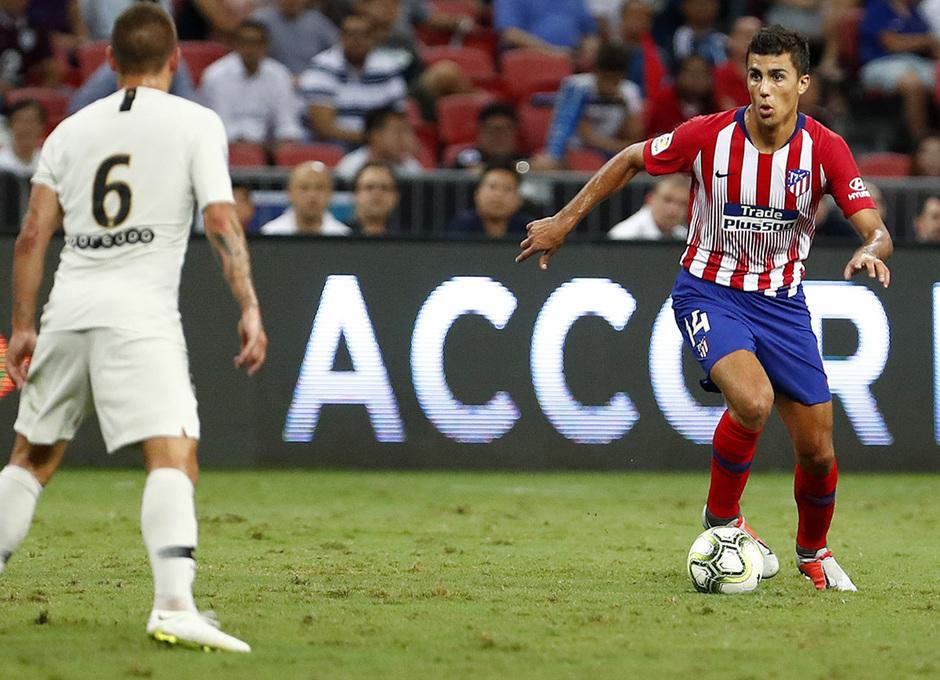 Temporada 2018-2019 | ICC Singapur | PSG - Atlético de Madrid | Grupo | Rodrigo