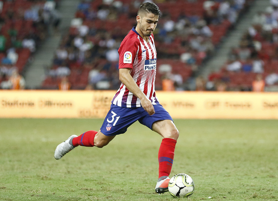 Temporada 2018-2019   ICC Singapur   PSG - Atlético de Madrid   Grupo   Toni Moya