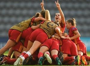 temporada 18/19. Campeonas Sub-19 Femenina | Itziar Pinillos