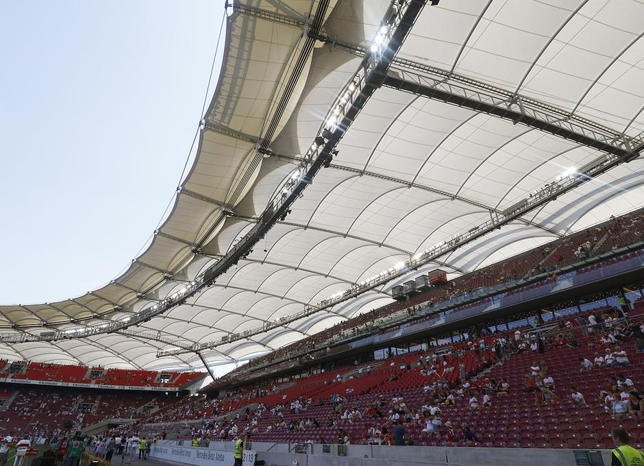 Temporada 2018-2019 | Stuttgart - Atlético de Madrid | Merceces Benz Arena