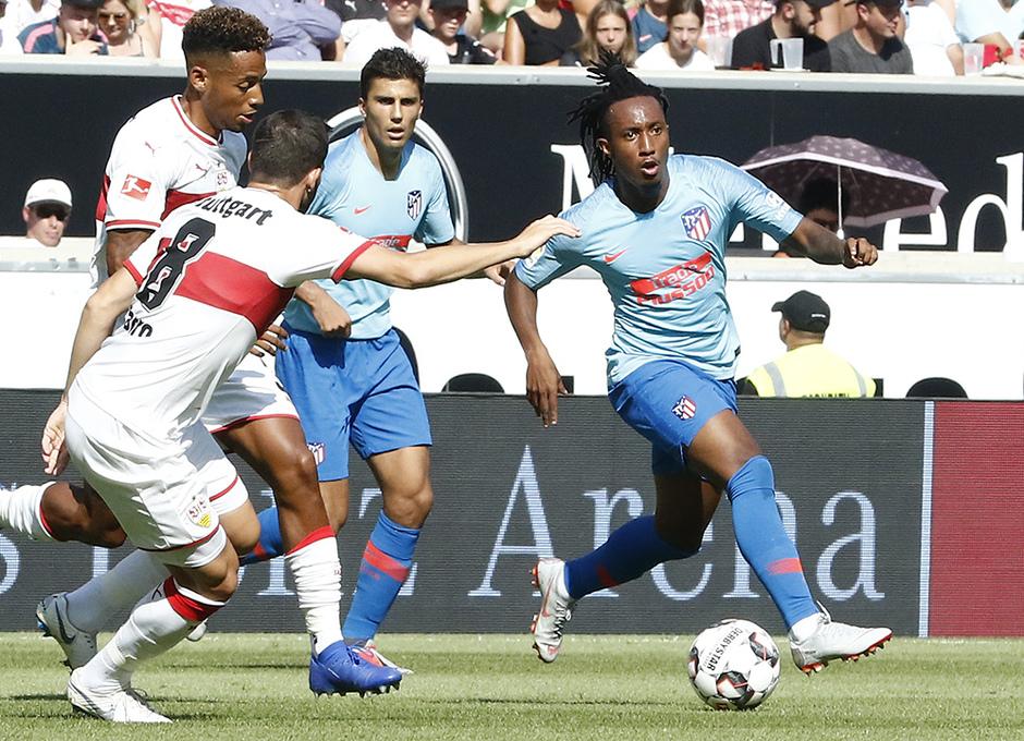 Temporada 2018-2019 | Stuttgart - Atlético de Madrid | Gelson Martins