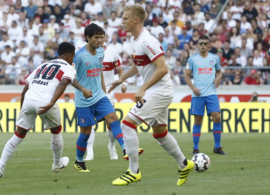 Temporada 2018-2019 | Stuttgart - Atlético de Madrid | Roberto Olabe