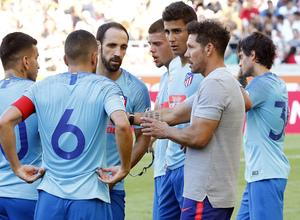 Temporada 2018-2019 | Stuttgart - Atlético de Madrid | Grupo