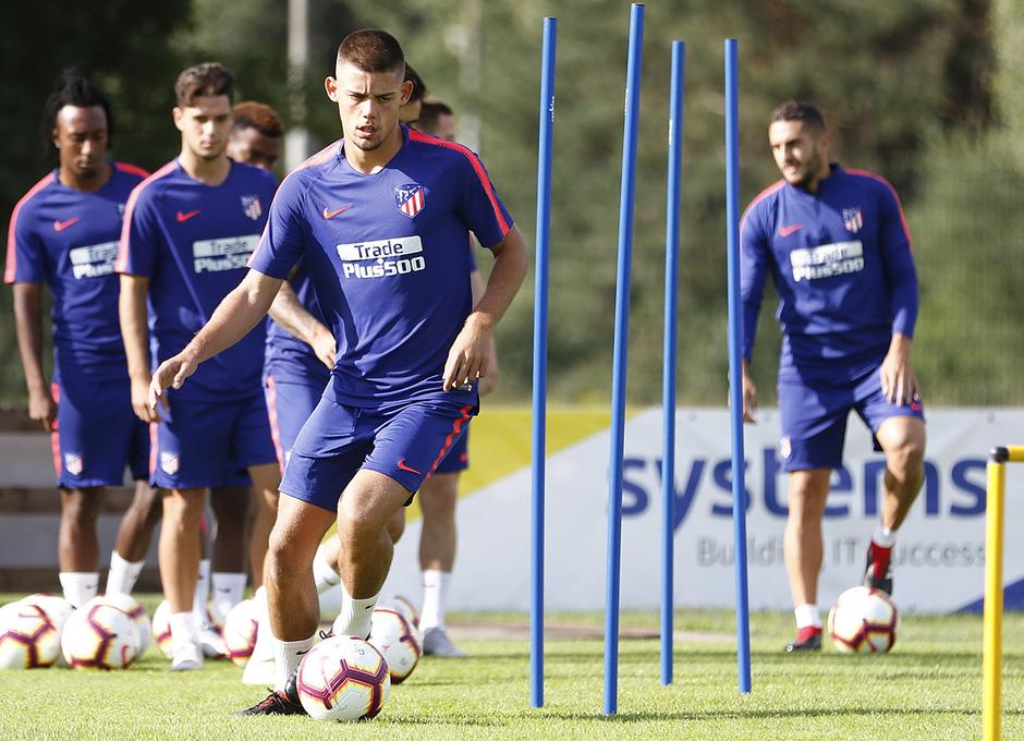 Temporada 2018-2019 | Brunico | Entrenamiento | Montero