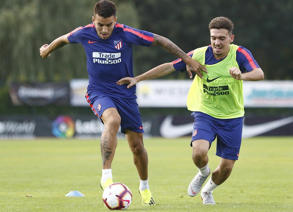 Temporada 2018-2019 | Brunico | Entrenamiento | Correa