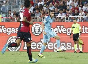 Temporada 2018-2019   Cagliari-Atlético de Madrid   Filipe Luis