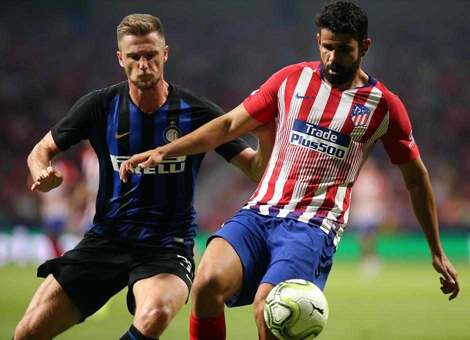 Temporada 2018-2019 | Atlético de Madrid - Inter | Diego Costa