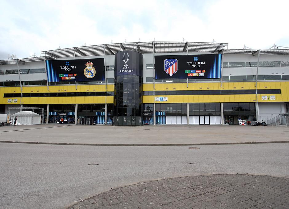 Lilleküla Stadium | Tallin