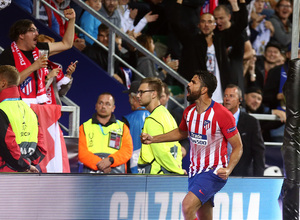 temporada 18/19. Supercopa de Europa. Diego Costa