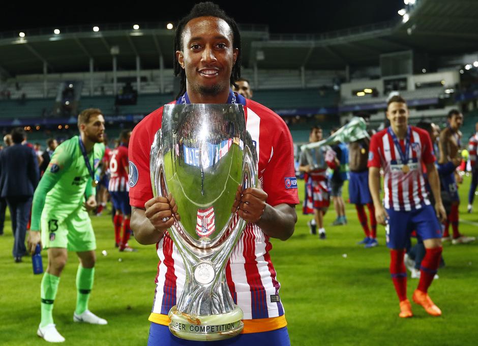temporada 18/19. Supercopa de Europa. Gelson Martins