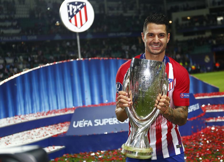 temporada 18/1 | Supercopa de Europa | Vitolo