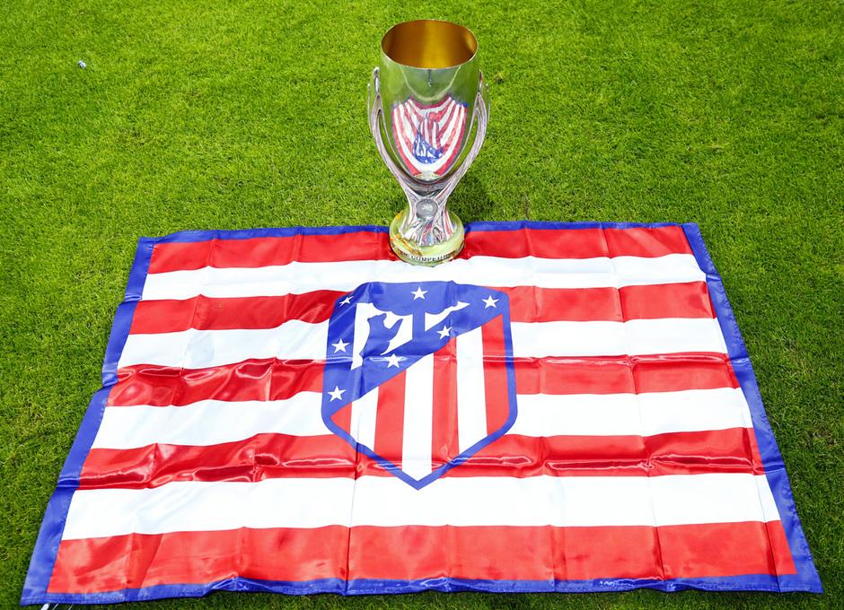 temporada 18/19. Supercopa de Europa. Atlético de Madrid